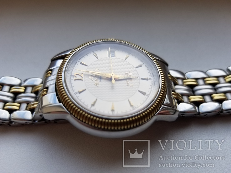 Часы Appella Ref 117 Automatic Оригинал Sapphire Crystal, фото №3
