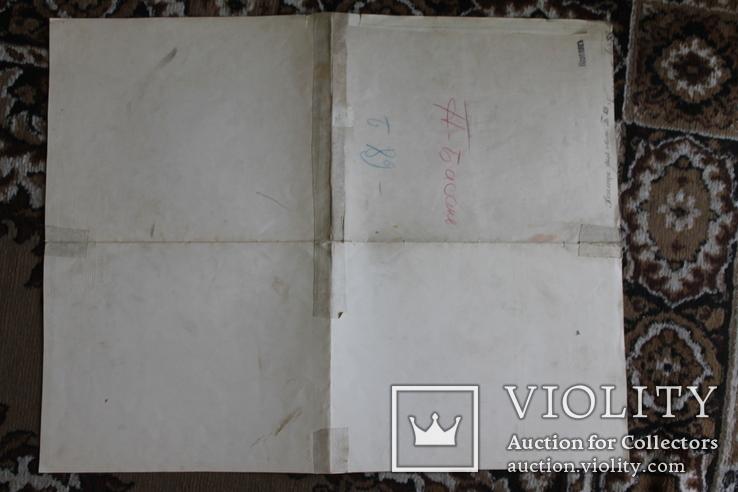 Геометрический специальный план Черниговской губернии, Козелецкого уезда, фото №12