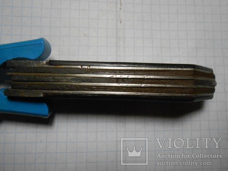 Вилка,нож перочинный раскладные Аэрофлот СССР, фото №9