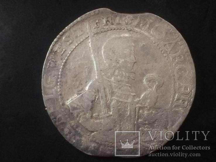 Талер 1620 г. Западная Фрисландия. Голландия-Зеландия, фото №6