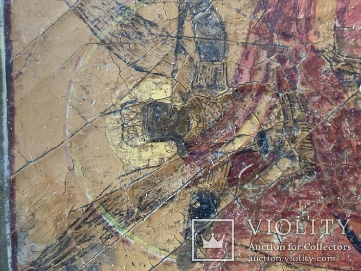 Икона Архангела Михаила ХІХ, фото №4