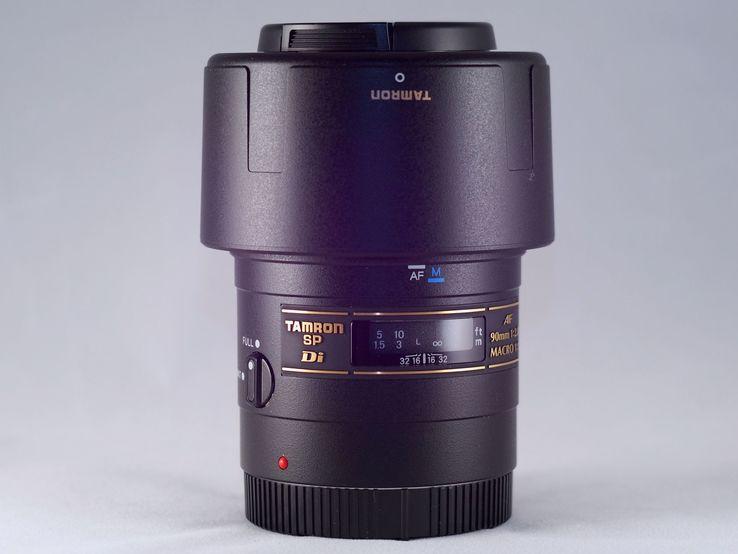 Tamron SP AF 90mm f/2.8 Di Macro, фото №4