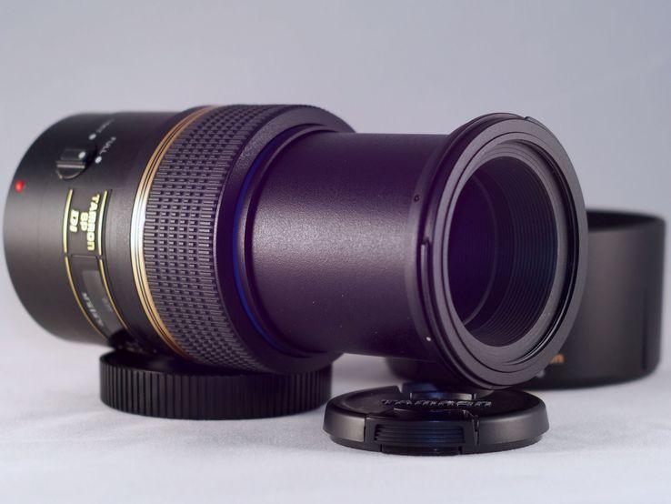 Tamron SP AF 90mm f/2.8 Di Macro, фото №6