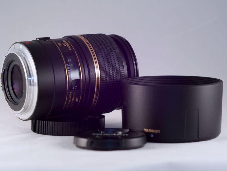 Tamron SP AF 90mm f/2.8 Di Macro, фото №7