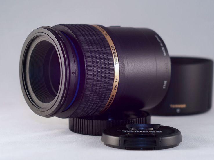 Tamron SP AF 90mm f/2.8 Di Macro, фото №9