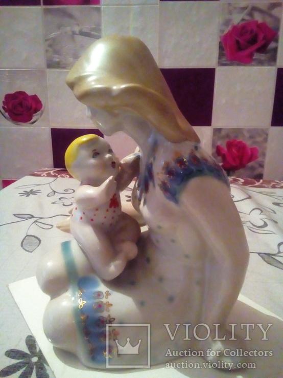Мать и дитя., фото №3