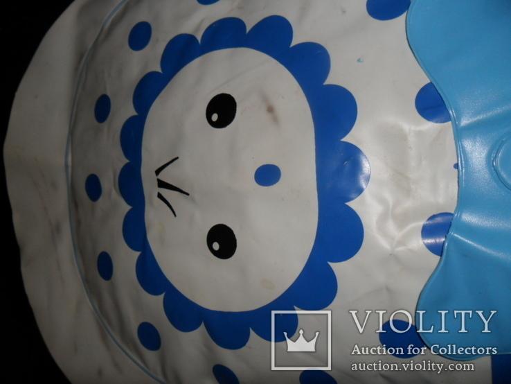 Надувная кукла для водоемов и ванн., фото №8