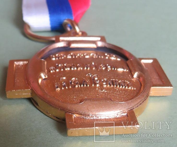 Наградной Крест  Российского Императорского Православного Палестинского Общества, фото №4