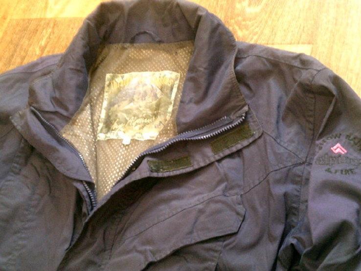 Alpinus Gore-Tex - легкая  спорт куртка, фото №6