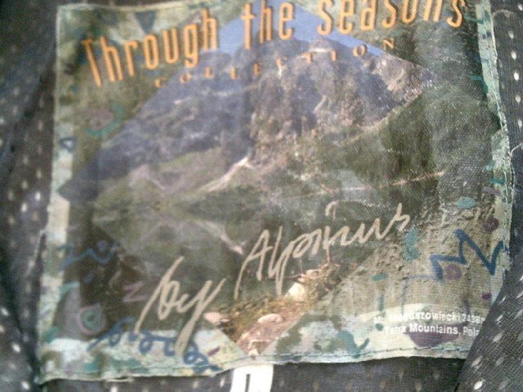 Alpinus Gore-Tex - легкая  спорт куртка, фото №8