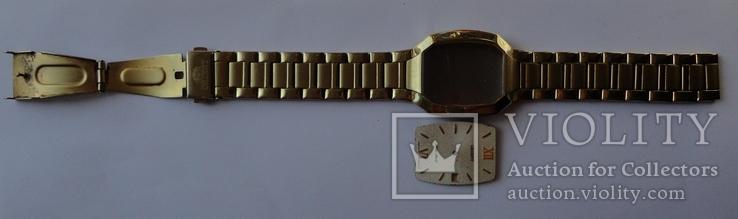 Orient корпус с стеклом и циферблатом мужские, фото №2