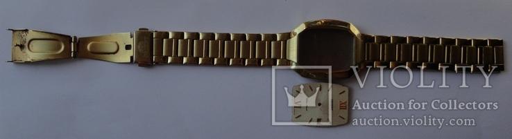 Orient корпус с стеклом и циферблатом мужские, фото №3