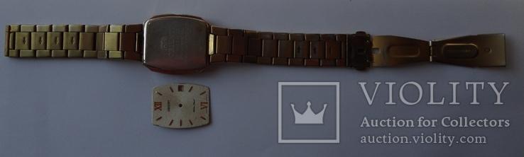 Orient корпус с стеклом и циферблатом мужские, фото №4