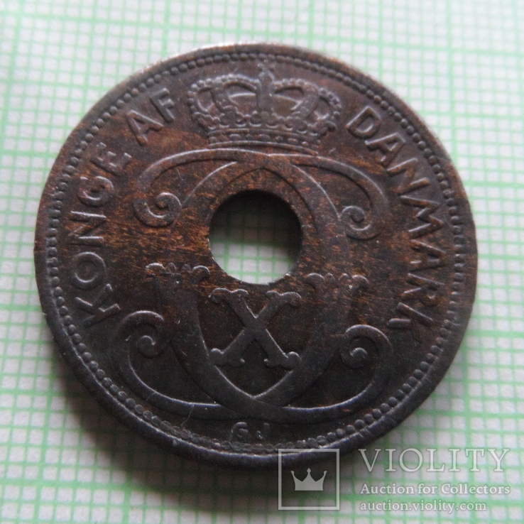5 ЭРЕ  1940  Дания   (,Р.3.26)~, фото №3