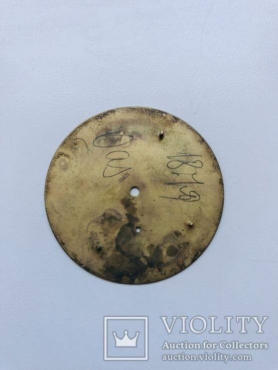 Оригинальный циферблат на Longines 45мм, фото №3