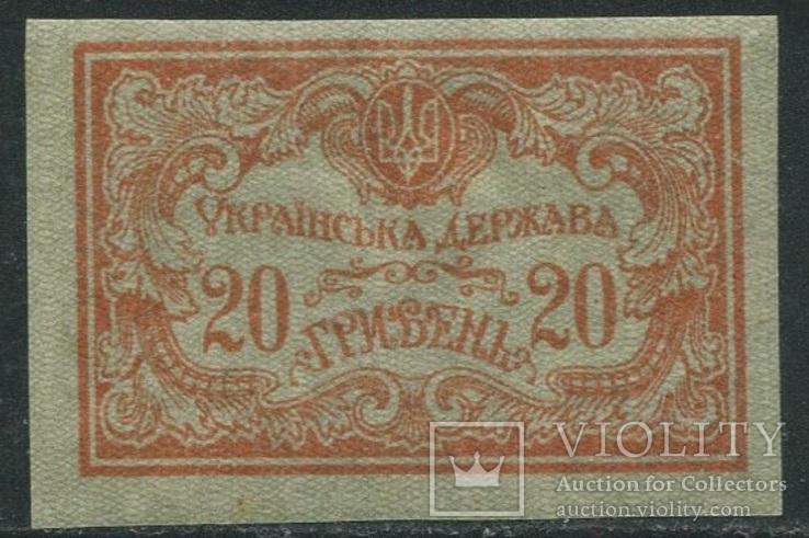 1919 Украина УНР Держава полная серия
