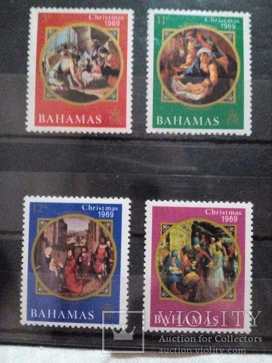 Британские колонии полная серия MNH, фото №2