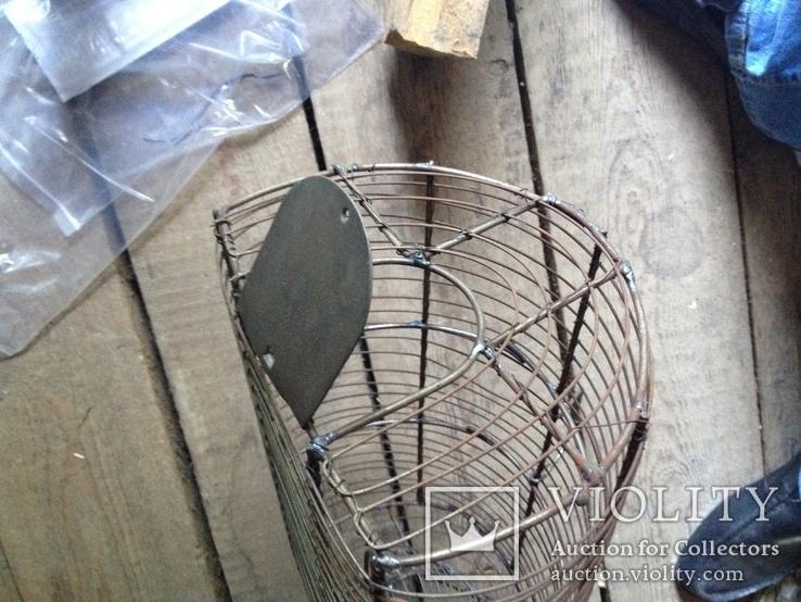 Клетка крыселовка капкан бытовой, фото №7