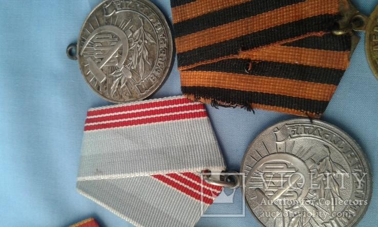 Медали СССР 11 шт. одним лотом, фото №6