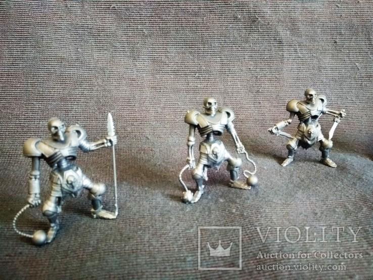 Солдатики Фентези Воины Скелеты, фото №3