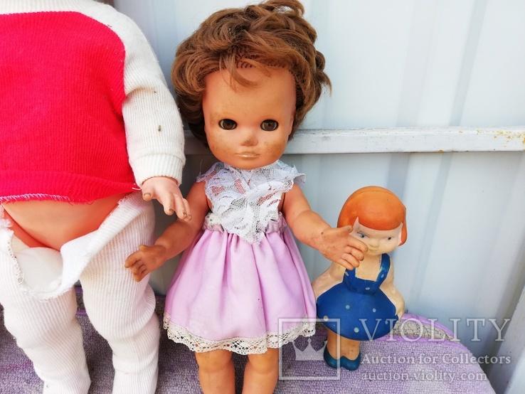 4 куклы одним лотом, фото №11