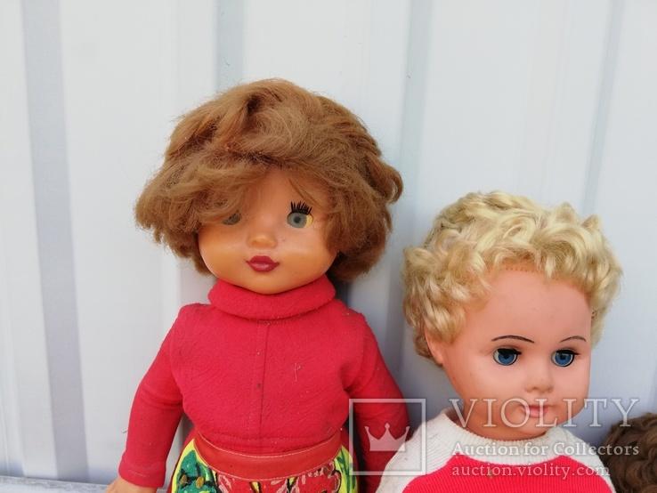4 куклы одним лотом, фото №13