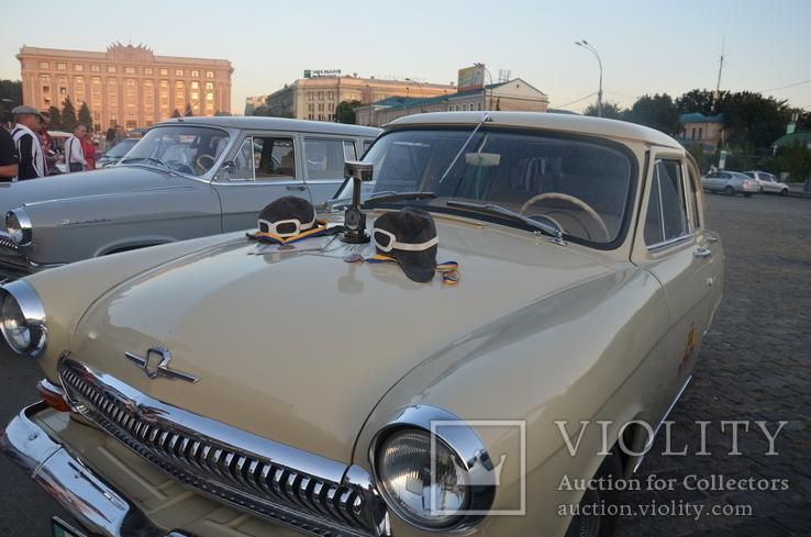 ГАЗ 21 3 серия 1963 года, фото №2