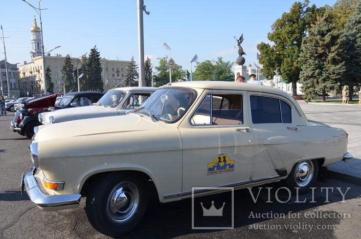 ГАЗ 21 3 серия 1963 года, фото №3