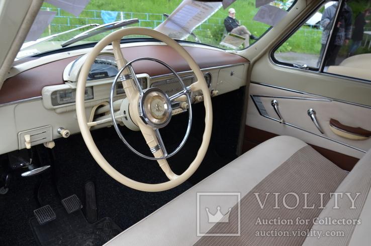 ГАЗ 21 3 серия 1963 года, фото №4