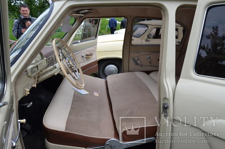 ГАЗ 21 3 серия 1963 года, фото №6