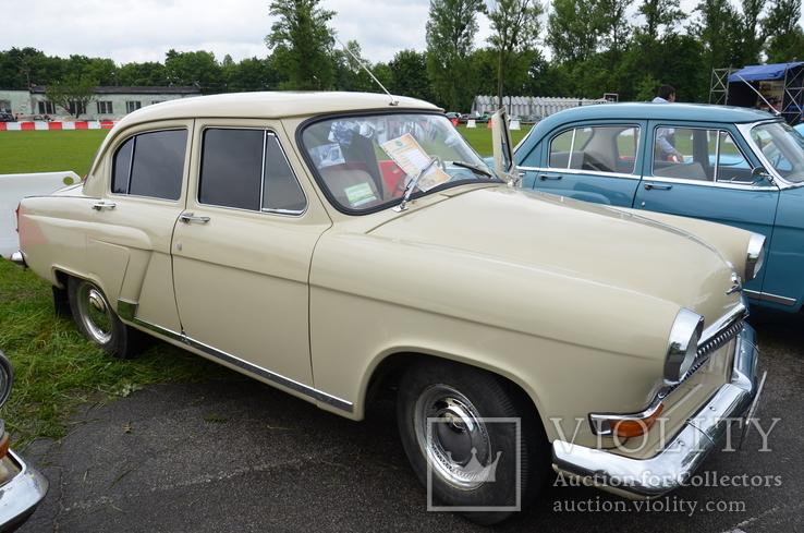 ГАЗ 21 3 серия 1963 года, фото №8