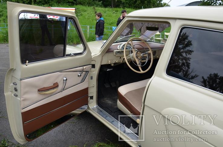 ГАЗ 21 3 серия 1963 года, фото №10