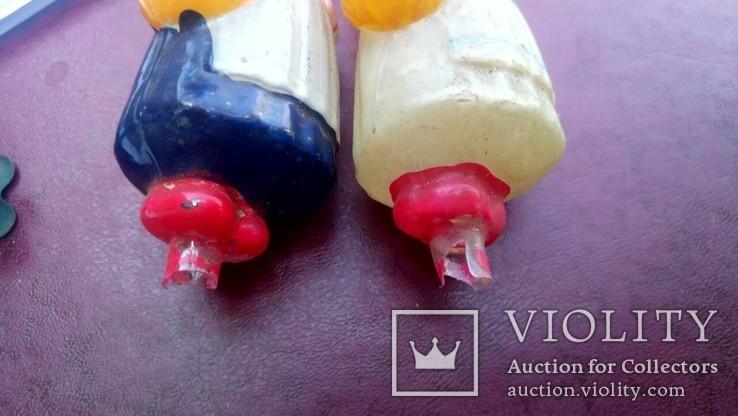 Елочная игрушка Девочка с корзинкой, Красная шапочка, фото №7