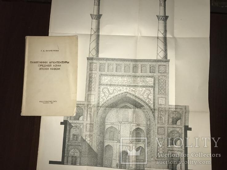 Памятники архитектуры Средней Азии эпохи Навои, фото №2
