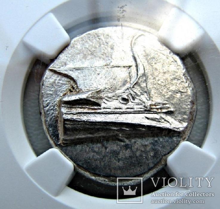Ликийский статер(NGC MS). 4 вв. до н. э.