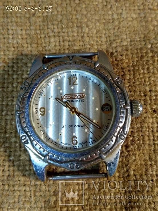 Часы Восток, подборка все с автоподзаводом, фото №4