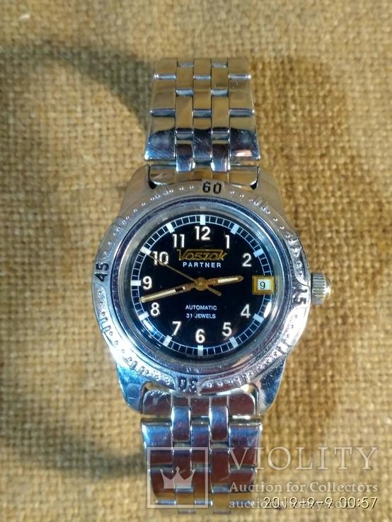 Часы Восток, подборка все с автоподзаводом, фото №6