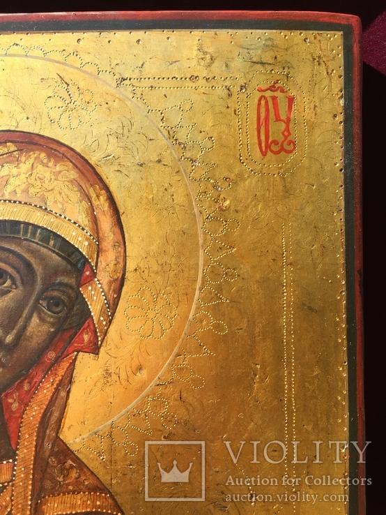 Богородица из Деисусного чина, фото №7