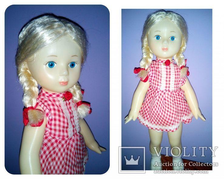 Ранняя паричковая кукла Симферополь  СССР