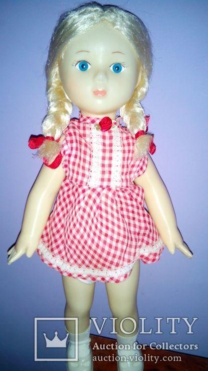 Ранняя паричковая кукла Симферополь  СССР, фото №3