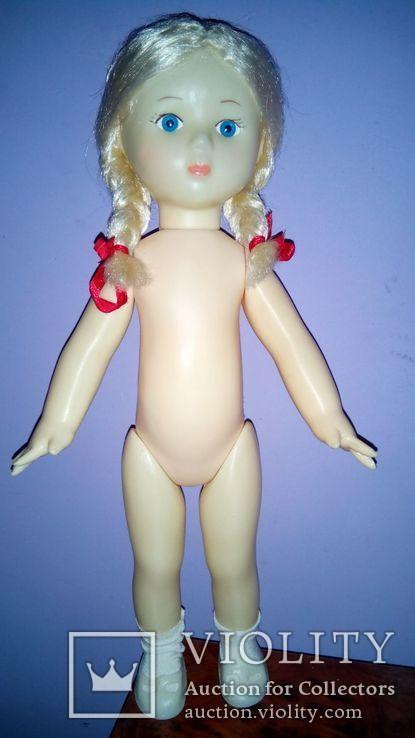Ранняя паричковая кукла Симферополь  СССР, фото №4