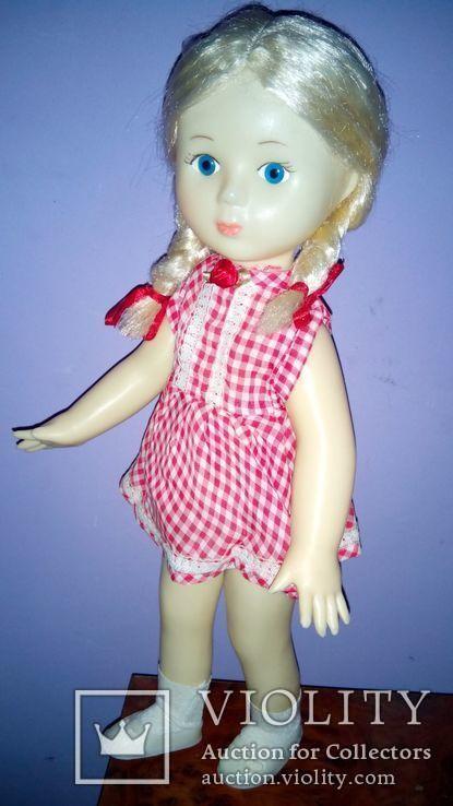 Ранняя паричковая кукла Симферополь  СССР, фото №6