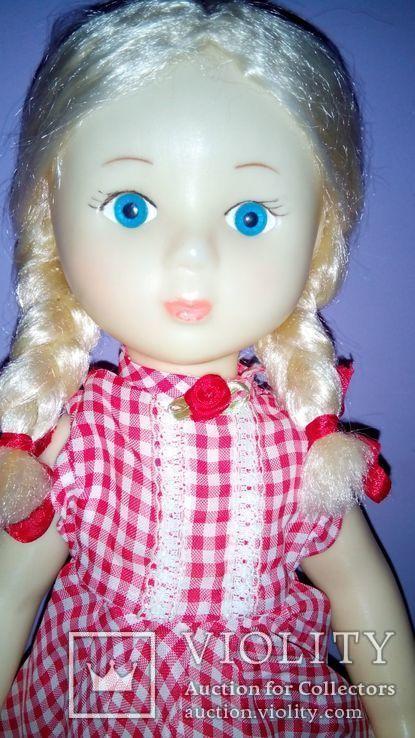 Ранняя паричковая кукла Симферополь  СССР, фото №7