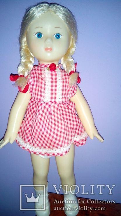 Ранняя паричковая кукла Симферополь  СССР, фото №8