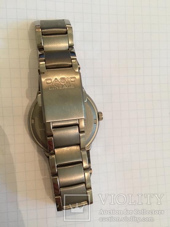 Лот 0068 Новые мужские часы Casio (оригинал) LIN-172, фото №5