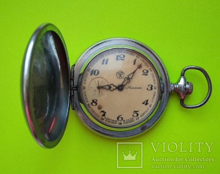 Часы. Молния / Глухарь, фото №7