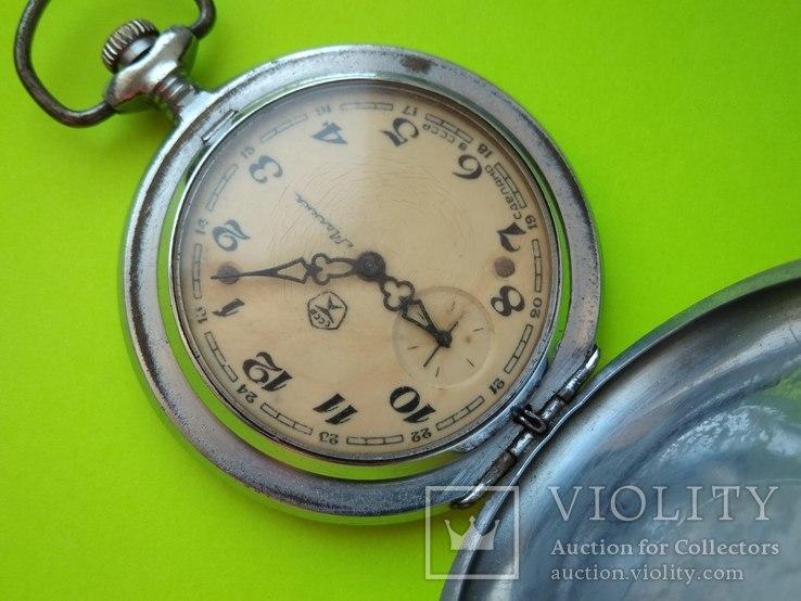 Часы. Молния / Глухарь, фото №9