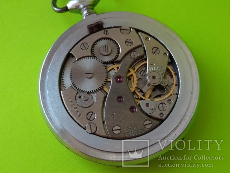 Часы. Молния / Глухарь, фото №12