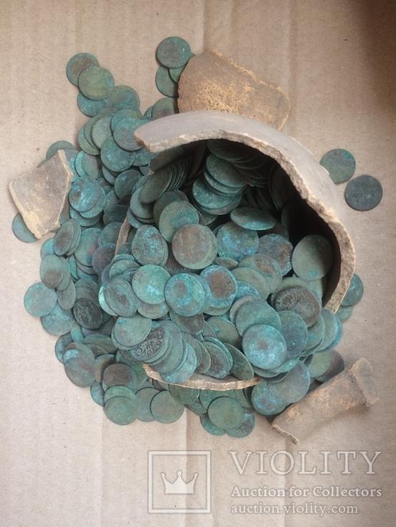 Горшок боратинок-солидов 760 штук+1 Кристина, фото №9