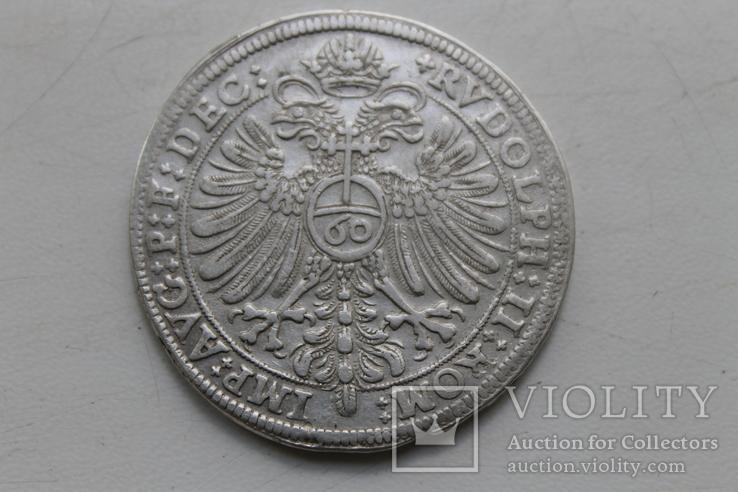 6о Крейцерів місто Нюрнберг 1612р, фото №3